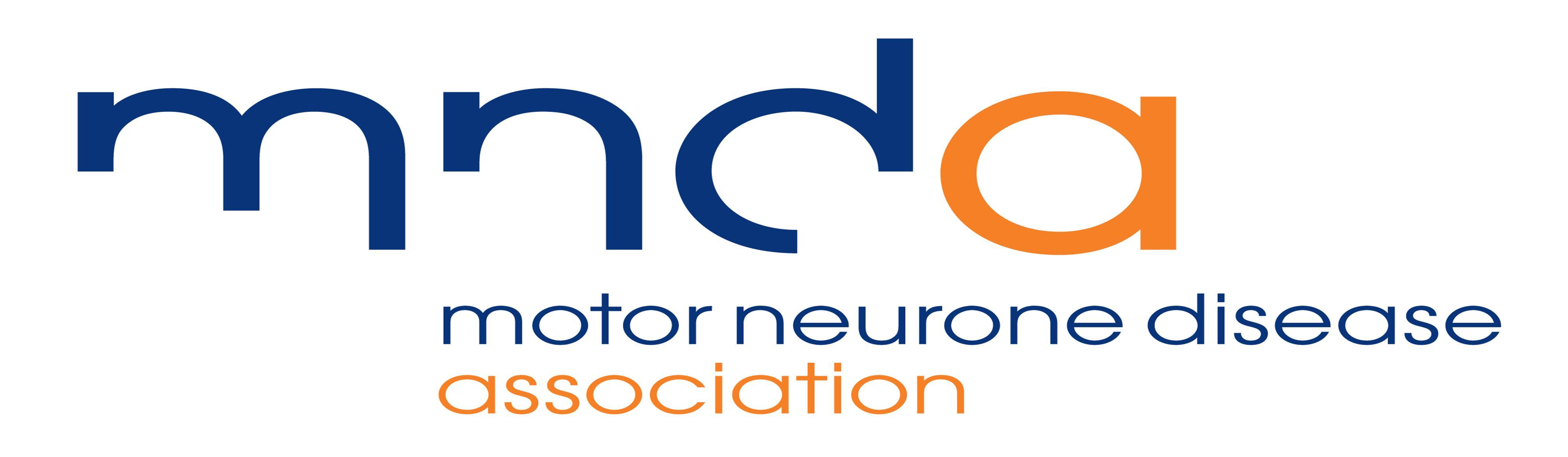 MNDA Charity Logo