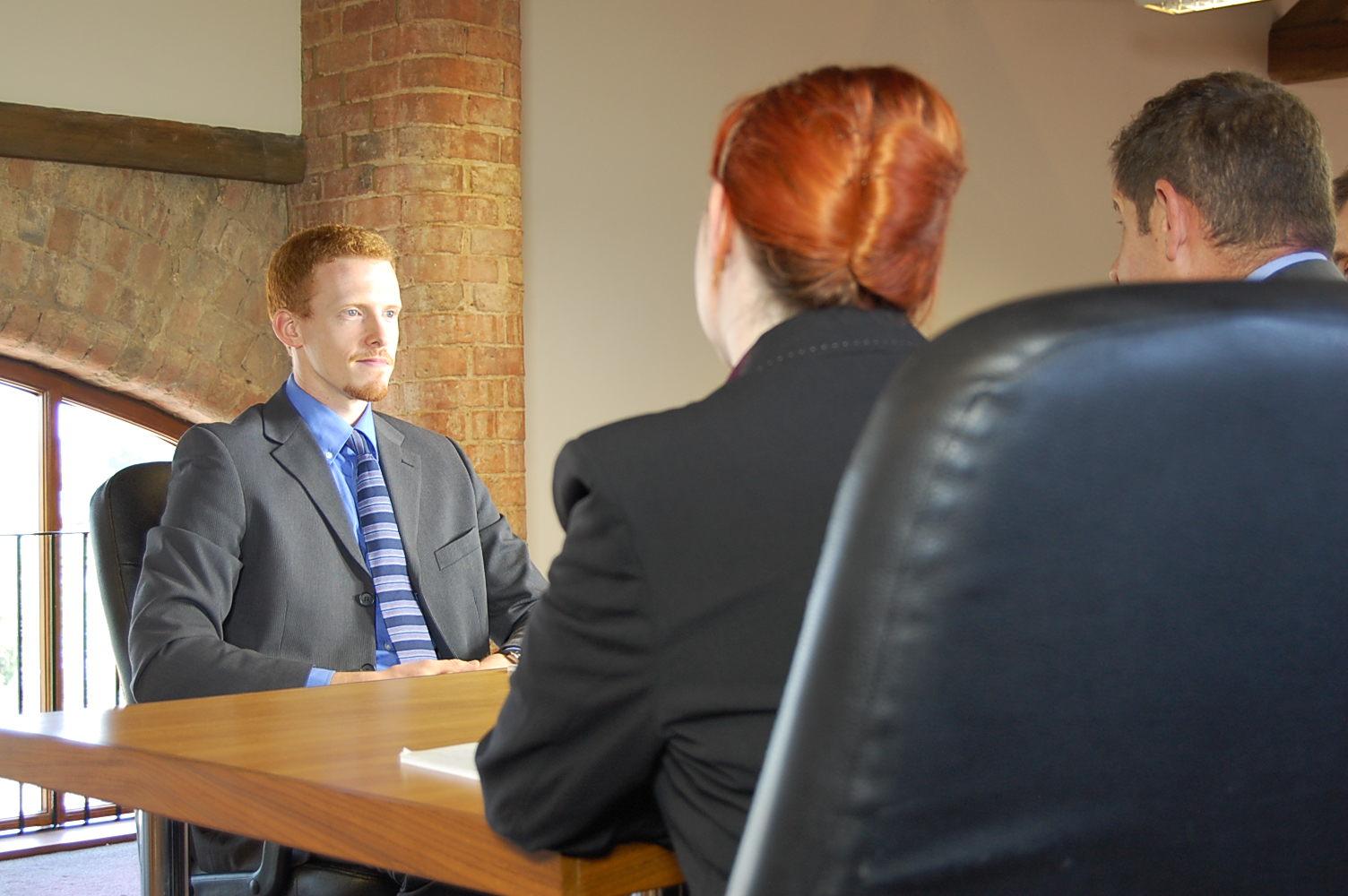 Recruitment Interview Techniques picture