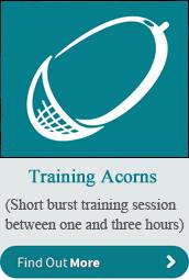 Training Acorns