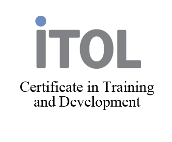 train the trainer certificate
