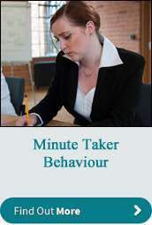 minute taking tips 1