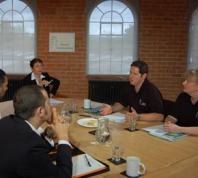 minute taker meetings brief