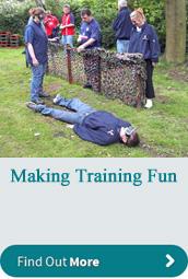 train the trainer Making Training Fun