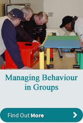 train the trainer Managing Behaviour in Groups