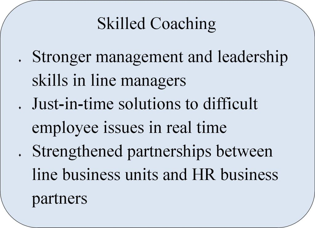 Skilled Coaching