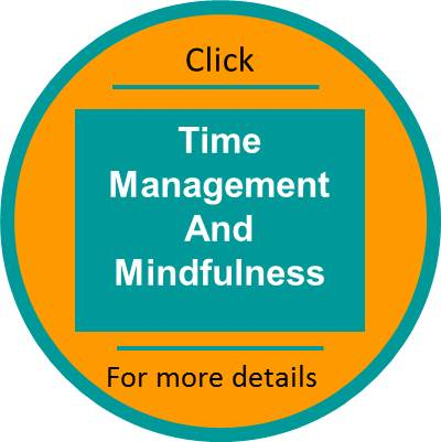 Time Management mindfulness click