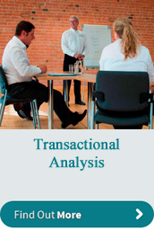 train the trainer Transactional Analysis