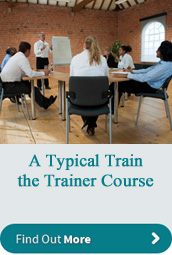 train the trainer Typical TTT
