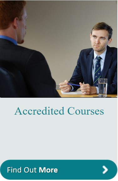 behavioural interviewing training accredited