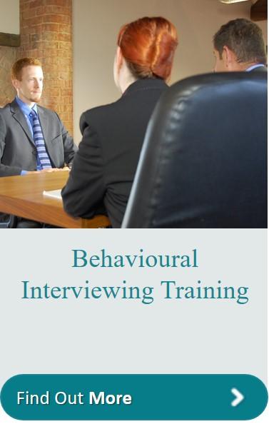 behavioural interviewing training how