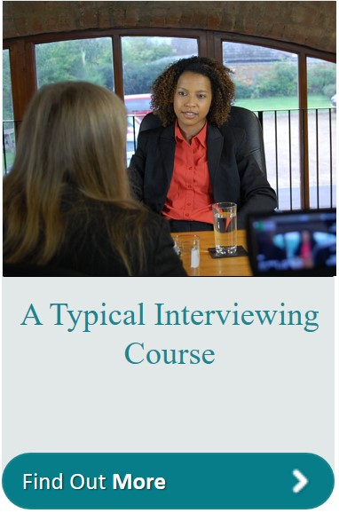 interview training typical