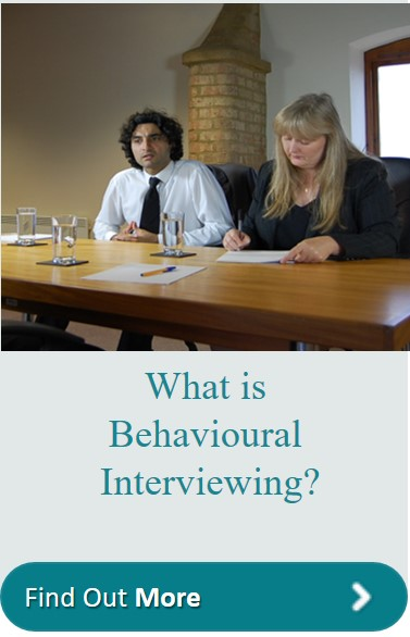 behavioural interviewing training what is
