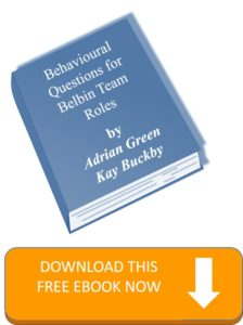 behavioural questions for belbin team roles ebook
