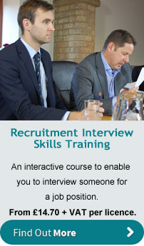online learning recruitment interview