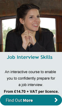 e learning job interview