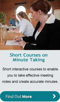 e learning short minute taking