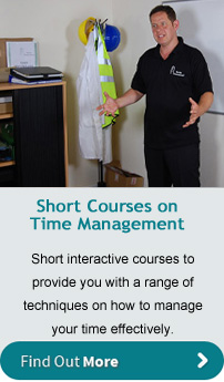 e learning short time management