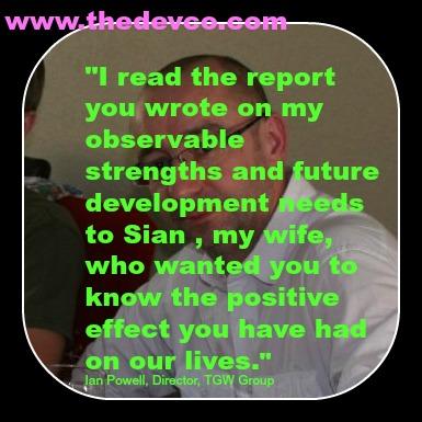 Leadership ian powell review 2