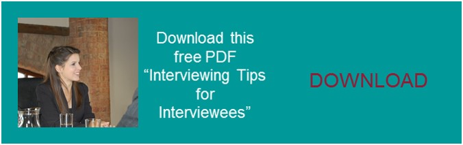 interviewing tips for interviewees