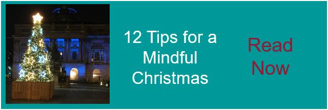 mindfulness at Christmas