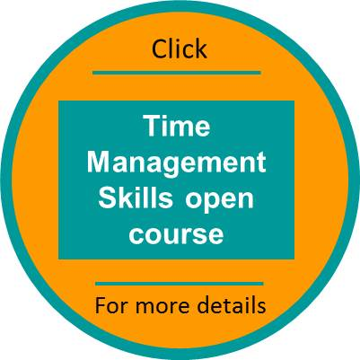 open course time management