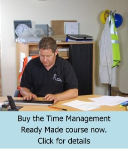 time management skills course tony02