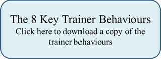 trainer behaviours 3