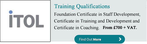 train the trainer qualifications